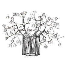 Buy Dassie Baobab Wire Tree Work Sculpture Online at johnlewis.com