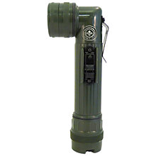 Buy True Utility LED Angle Torch, Green, Large Online at johnlewis.com