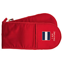 Buy Nick Munro RNLI I Am On Fire Double Oven Glove Online at johnlewis.com