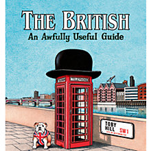 Buy The British Awfully Useful Guide Book Online at johnlewis.com