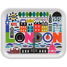 Buy Maria Holmer London Tray, Multi Online at johnlewis.com