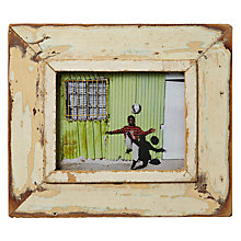 "Buy Dassie Rustic Picture Frame, Multi, 6 x 8"" Online at johnlewis.com"
