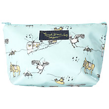 Buy Tobyboo Wish You Were Here Cosmetics Bag, Multi Online at johnlewis.com