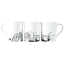 Buy Tobyboo London Mug, Multi Online at johnlewis.com