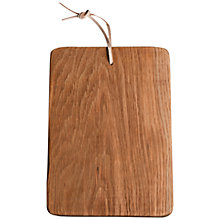 Buy Dassie Mini Cheese Board, Brown Online at johnlewis.com