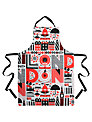 Maria Holmer London Apron, Red