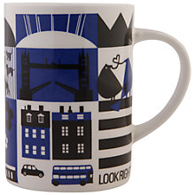 Buy Maria Holmer London Mug, Assorted Online at johnlewis.com