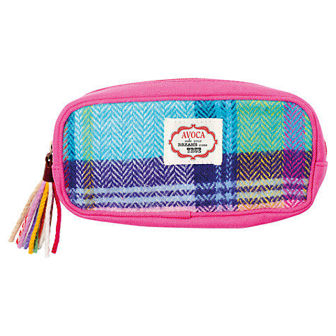 Buy Avoca Daisychain Cosmetics Bag, Multi Online at johnlewis.com