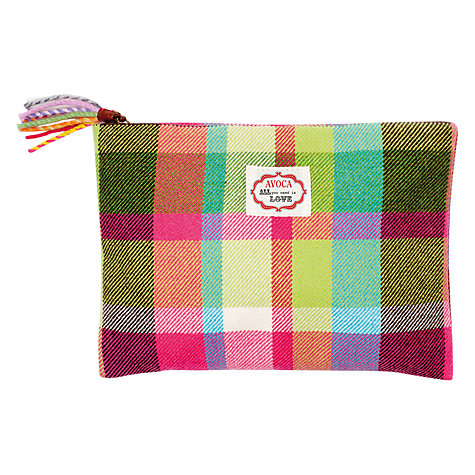 Buy Avoca Kaleidoscope Make-Up Pouch Online at johnlewis.com