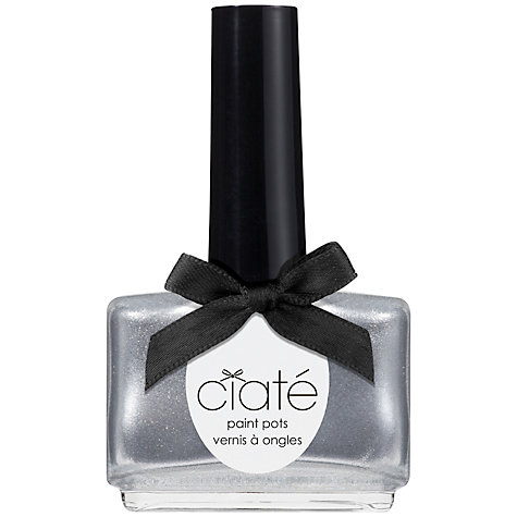 Buy Ciaté Shimmer Nail Polish, 13.5ml, Fit For A Queen Online at johnlewis.com