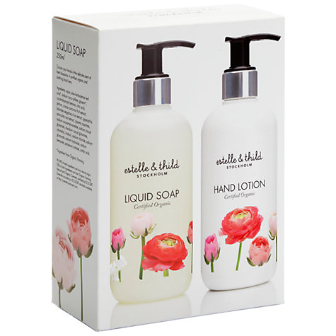 Buy Estelle & Thild Perfect Hand Duo, 2 x 250ml Online at johnlewis.com
