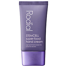 Buy Rodial Stemcell Super-Food Hand Cream, 40ml Online at johnlewis.com