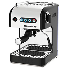 Buy Dualit 84515 Espress-Auto 3-in-1 Coffee Machine, Black Online at johnlewis.com