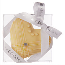 Buy Cocoabean Company White Chocolate Bride Slab, 30g Online at johnlewis.com