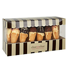 Buy Choc on Choc The Big Day Ice Cream Truffles, Box of 12 Online at johnlewis.com