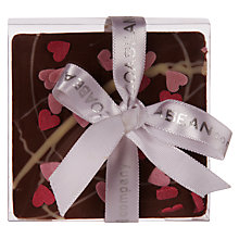 Buy Cocoabean Company Hearts Milk Chocolate Slab, 60g Online at johnlewis.com