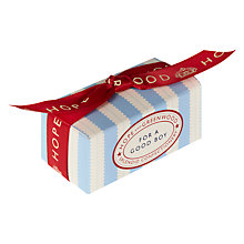 Buy Hope and Greenwood Good Boy Dainty Milk Chocolate Box, 40g Online at johnlewis.com