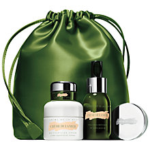 Buy Crème de la Mer Rescue Essentials Starter Set with Free Lifting Contour Serum, 5ml Online at johnlewis.com