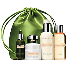 Buy Crème de la Mer Rejuvenating Essentials Set with Free Lifting Contour Serum, 5ml Online at johnlewis.com