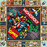 Buy Winning Moves Marvel Monopoly Online at johnlewis.com