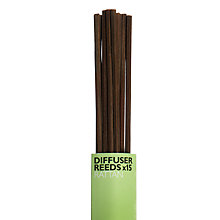 Buy John Lewis The Basics Diffuser Reeds, Pack of 15, Small Online at johnlewis.com