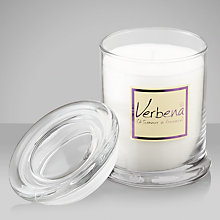 Buy Lily-Flame Verbena Candle Jar Online at johnlewis.com