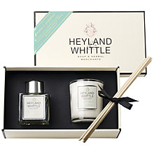 Buy Heyland & Whittle Green Tea And Grapefruit Mini Candle And Diffuser Gift Set Online at johnlewis.com