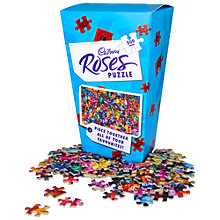 Buy Half Moon Bay  Cadbury's Roses 500 Piece Puzzle Online at johnlewis.com