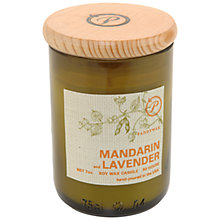 Buy Paddywax Ecogreen Mandarin And Lavendar Scented Candle Online at johnlewis.com