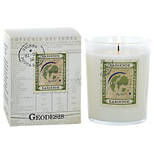 Buy Geodesis Karounde Scented Candle In A Jar Online at johnlewis.com