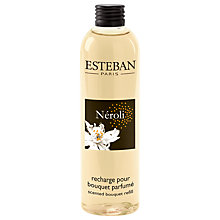 Buy Esteban Neroli Scent Bouquet Refill, 250ml Online at johnlewis.com