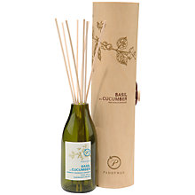 Buy Paddywax Ecogreen Basil And Cucumber Diffuser, 120ml Online at johnlewis.com