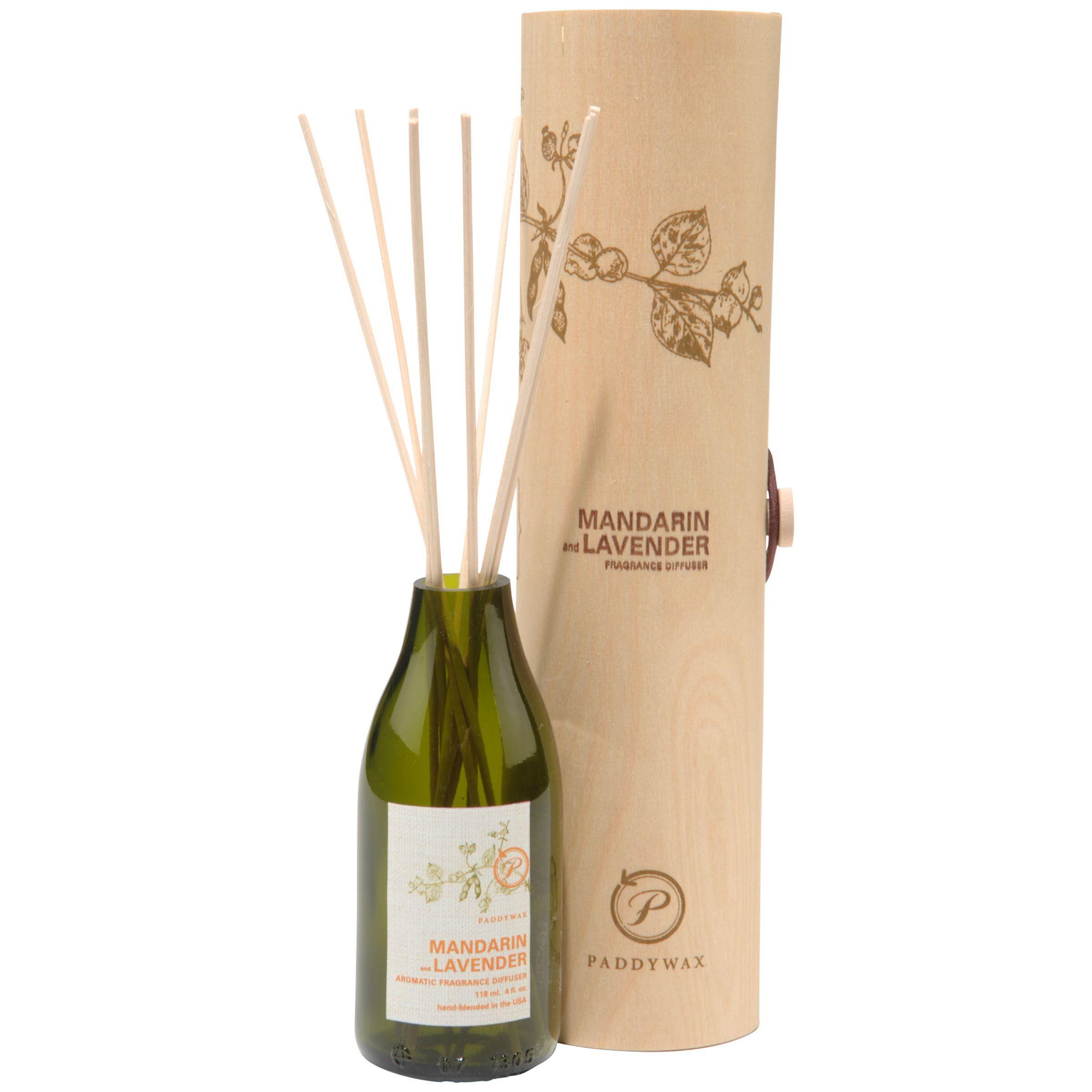 Paddywax Paddywax Ecogreen Mandarin And Lavender Diffuser, 120ml
