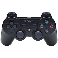 Buy PS3 DualShock 3 Controller Online at johnlewis.com