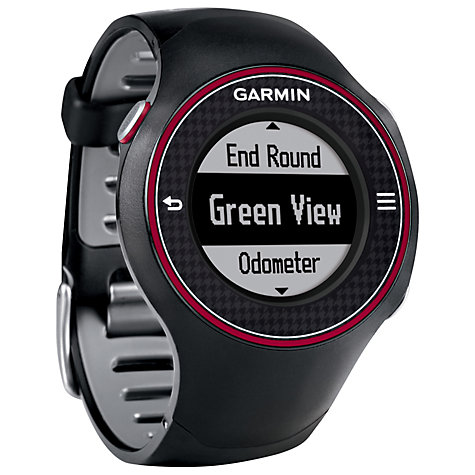 Buy Garmin Approach S3 Golf Watch, Black/Grey Online at johnlewis.com