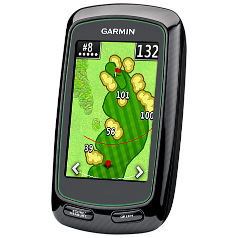 Buy Garmin Approach G6 Touchscreen Golf GPS, Black Online at johnlewis.com