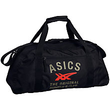 Buy Asics Training Bag, Black Online at johnlewis.com