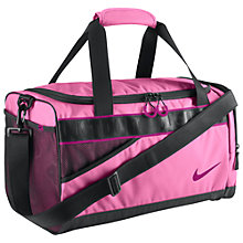 Buy Nike Varsity Duffel Bag Online at johnlewis.com