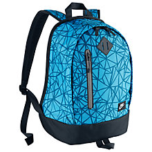 Buy Nike Youth Cheyenne Backpack, Blue Online at johnlewis.com