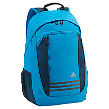 Buy Adidas Performance Clima Backpack, Blue Online at johnlewis.com