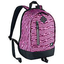 Buy Nike Youth Cheyenne Backpack, Red/Violet/Black Online at johnlewis.com