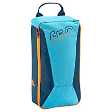 Buy Adidas f50 Bootbag, Blue Online at johnlewis.com