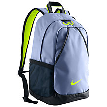 Buy Nike Varsity Backpack, Grey Online at johnlewis.com