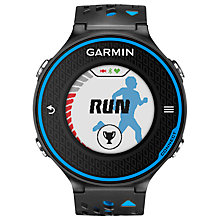 Buy Garmin Forerunner 620 Sports Watch Online at johnlewis.com
