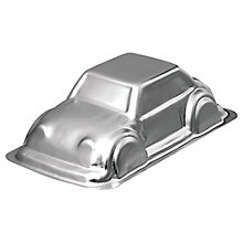 Buy Wilton Car Cake Tin Online at johnlewis.com