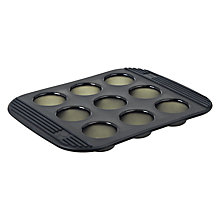 Buy Mastrad Silicone Mini Muffin Mould, 9 Cups Online at johnlewis.com