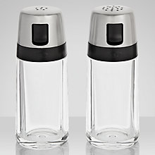 Buy OXO Good Grips Salt and Pepper Shakers, Set of 2 Online at johnlewis.com