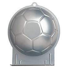 Buy Wilton Football Cake Tin Online at johnlewis.com