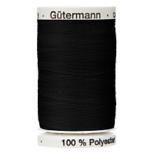 Buy Gutermann Sew-All Thread, 200m, 000 Online at johnlewis.com