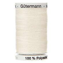 Buy Gutermann Top Stitch Thread, 30m Online at johnlewis.com